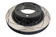 Тормозной диск DBA  2722S передний для Toyota LC200 / LX570 340 mm