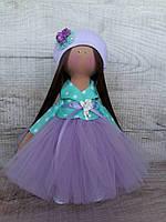 Кукла в фиолетовой пачке