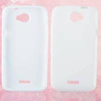 Гель Чехол HTC One X XL S720e белый
