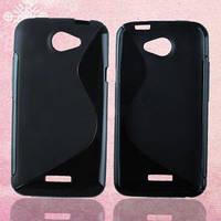 Гель Чехол HTC One X XL S720e черный