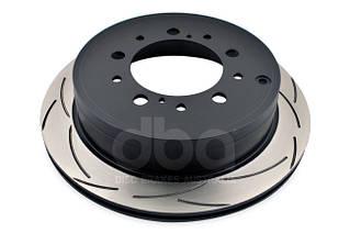 Диск тормозной задний DBA 2723S  для Toyota LC200 / LX570 345мм