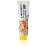 Детская зубная паста  Dontodent   75 мл