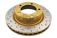 Тормозной диск DBA 42722XS  HD 4000XS передний для Toyota LC200 / LX570 340мм