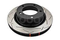 Тормозной диск DBA 42722S ClubSpec 4000 T3 передний для Toyota LC200 / LX570 340мм