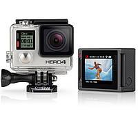 Экшн камера GoPro HERO 4 Silver Standart Edition