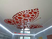 Резные натяжные потолки, фото 1