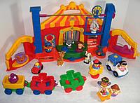 """Развивающая игрушка  Fisher Price  Little People """"Цирк"""", фото 1"""
