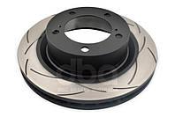 Тормозной диск DBA 2736S 4X4 Survival T2 Slot передний для Toyota TLC150/FJ 10+