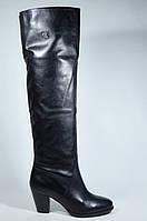 Ботфорты женские кожаные BASCONI