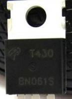 Транзистор полевой MOS T430 блок розжига ксенона