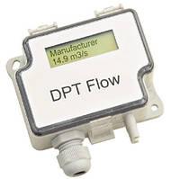 DPT Flow-1000-D -  канальный датчик расхода воздуха