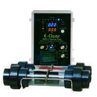 E-clear Бесхлорная система дезинфекции воды E-CLEAR MK7/CF1-75