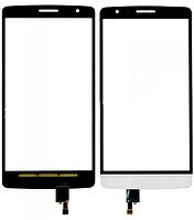 Сенсор (тач скрин) LG G3S D722, D724 grey (оригинал)