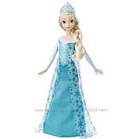 Кукла Disney принцеса Эльза Frozen Mattel Y9960