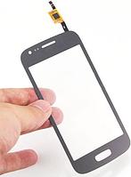 Сенсор (тач скрин) SAMSUNG Galaxy Ace 3 S7270, S7272, S7275 grey (оригинал)