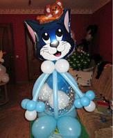№22 Кот Том из воздушных шаров 1.1м