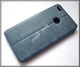 Синий чехол-книжка для Xiaomi Mi Max, чехол MOFI Vintage Original, фото 4