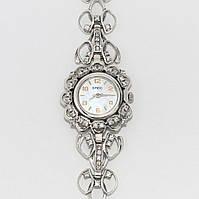 Женские серебряные часы 7110035