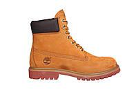 Ботинки женские Timberland 6 inch Yellow Lite Edition (тимберленд) 40