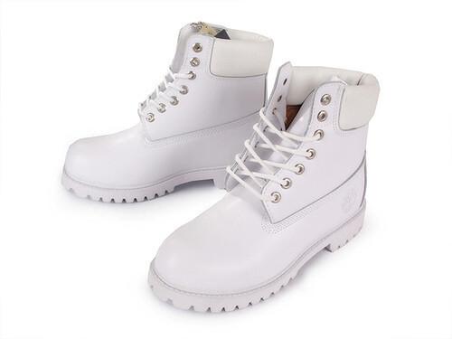Ботинки мужские Timberland белые 7a41f332020d9