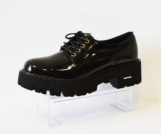 Женские туфли на платформе Selesta 2401, фото 2