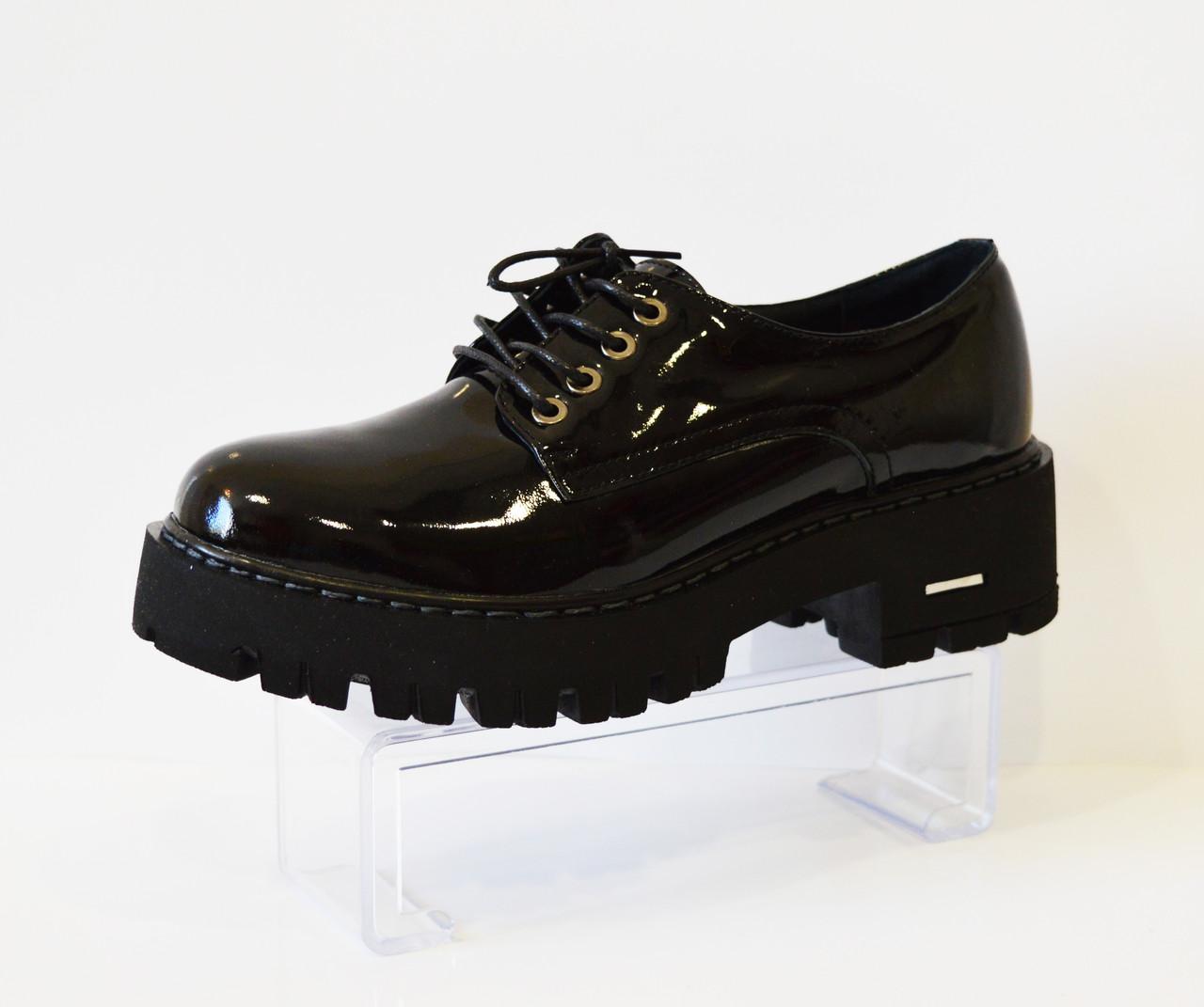 Женские туфли на платформе Selesta 2401