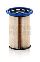 Фильтр топливный Volkswagen Touareg 3.0 TDI / 4.2 TDI , PORSCHE CAYENNE 3.0 TDI / 4.2 TDI - MANN PU 8007