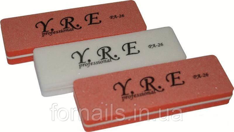 Баф-полировщик YRE(цвет оранжевый)