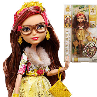 Кукла Ever After High Rosabella Beauty Matte Розабелла Бьюти базовая