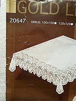 Скатерть 140 х140 на квадратный стол