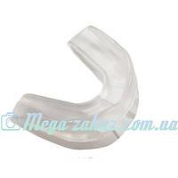 Капа двухрядная (капа двухсторонняя) силиконовая для единоборств