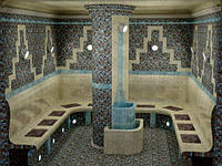 Строительство Турецких бань Private Resort .Хамам № 17