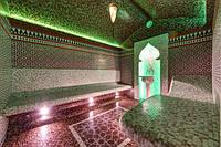 Строительство хамама № 21