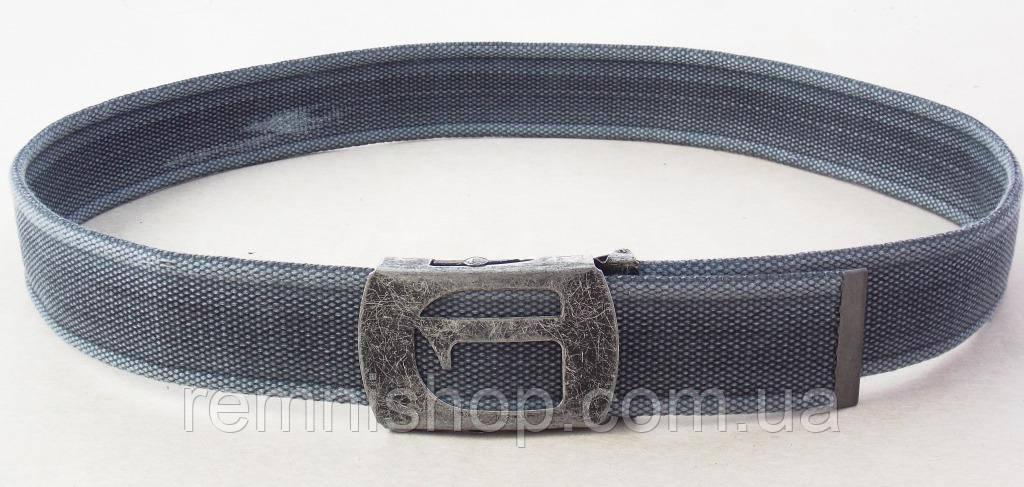 Серый тканевый ремень G-STAR