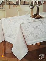 Скатерть для сервировки 220х160 тефлон в подарочной коробке