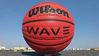 Баскетбольный мяч  Wilson Wave (B0600) 7 и 6 размер