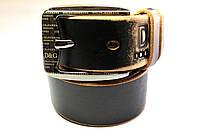 Черный брендовый ремень 'Dolce&Gabbana' 40 мм