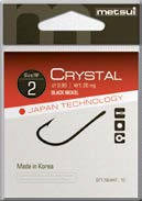 Крючки Metsui Crystal № 2 - Южная Корея