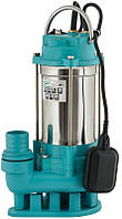 Насос канализационный 1.5кВт Hmax 23м Qmax 375л/мин (нерж) Aquatica