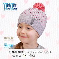 """Шпака для девочки из новой коллекции """"TuTu"""" арт.17. 3-003131"""