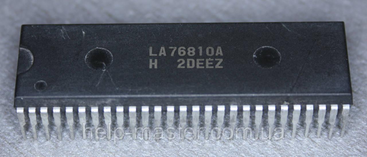 LA76810A (SDIP54)