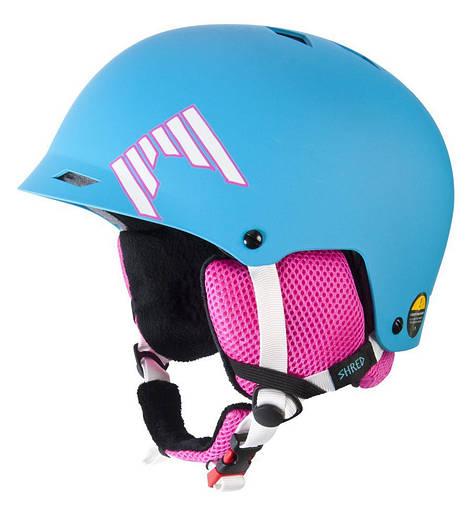 Шлем Shred Half Brain Navy Blue  АКЦИЯ -49%