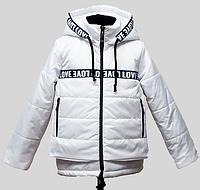 Куртки демисезонные оптом для детей.