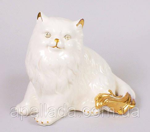 Статуэтка декоративная Кошка со стразами
