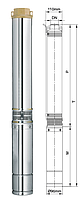 Глубинный насос Aquatica центробежный 550Вт 63м 55л/мин