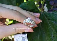 Серебряное кольцо Восхищение, фото 1