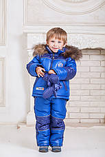 Детский зимний комбинезон на мальчика  по низким ценам , фото 3