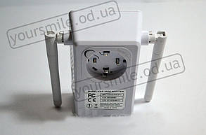 Wi fi роутер репитер repeater router with EU plug LV-WR 02E , фото 2