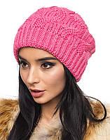 Вязаная шапка для девушек (1063 br)