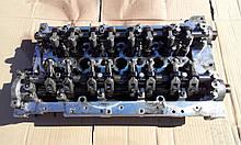 Головка блока циллиндров двигателя Рено 2.5DCI G9U б/у